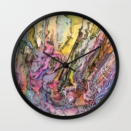 yuposlavia Wall Clock