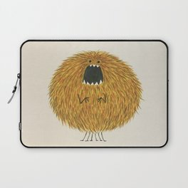 Poofy Wan Laptop Sleeve