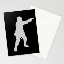 white army Stationery Cards
