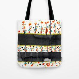 so many flowers Tote Bag