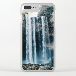 Tamanawas Falls Clear iPhone Case