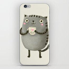 I♥milk iPhone Skin