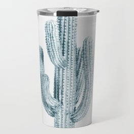 Cactus, Blue Cactus, Cacti Travel Mug