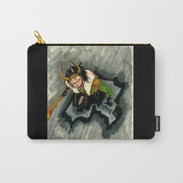 Loki, god of mischief Carry-All Pouch
