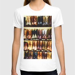 Boots on Boots T-shirt