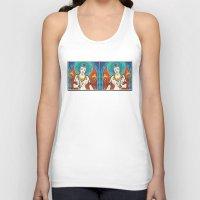 buddhism Tank Tops featuring Buddhism by Panda Cool