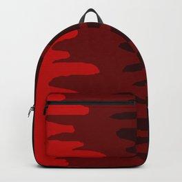 Splash of colour (red) Backpack