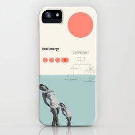 Heat Energy iPhone Case