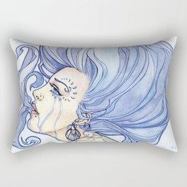 The Coalescence of an Evanescent Miasma Rectangular Pillow