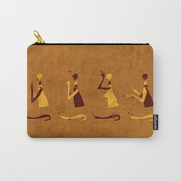 Forms of Prayer - Yellow Carry-All Pouch