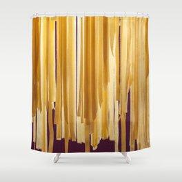 Sundried stripes Shower Curtain