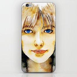 Francoise Hardy iPhone Skin