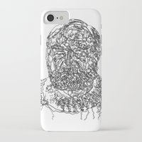 hemingway iPhone & iPod Cases featuring Hemingway by The New Minimalist