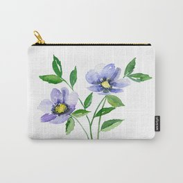 Ultra Violets Carry-All Pouch