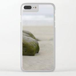 Soft Rock Clear iPhone Case