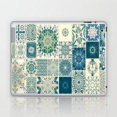 Spring pale Oriental rug Laptop & iPad Skin