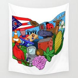Ohio Wall Tapestry