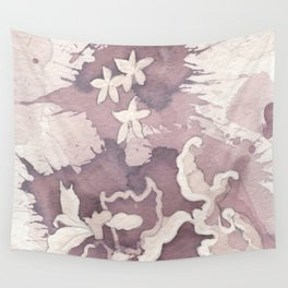 Floral Paisley Wall Tapestry