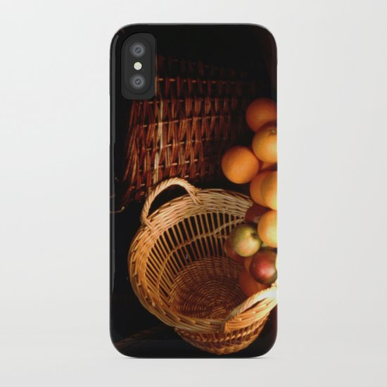 The Basketweaver's Store iPhone Case