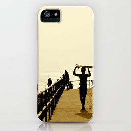 Indian River Inlet iPhone Case