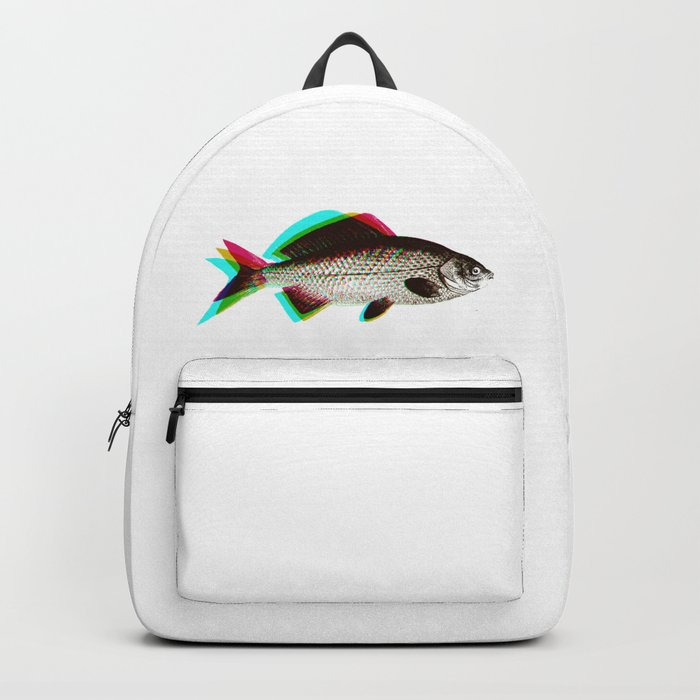 fish + fish + fish Backpack