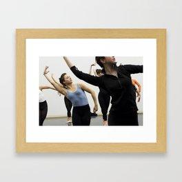Taylor Intensive Framed Art Print