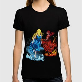 Dancers of Fire and Ice T-shirt