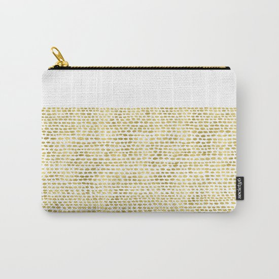 Riverside Gold Carry-All Pouch