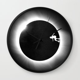 Pipedream Wall Clock
