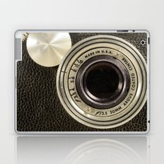 Vintage Argus camera Laptop & iPad Skin