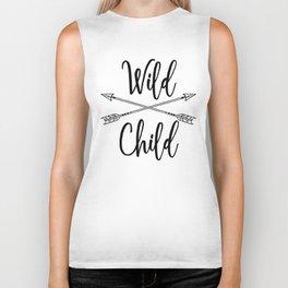 Wild Child Biker Tank