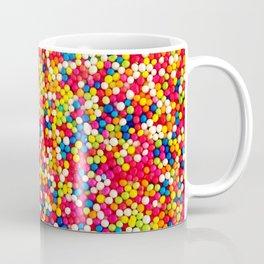 Round Sprinkles Coffee Mug