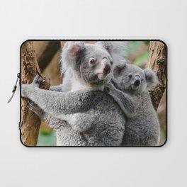 Koala mom and child Laptop Sleeve