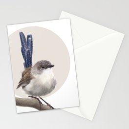 Fairy Wren Stationery Cards