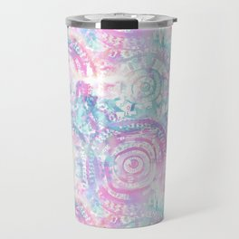 Amelie {Pattern 2A} Travel Mug