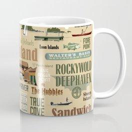 Squam-o-rama Print Coffee Mug