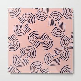 Circular theorem, hidden message #536 Metal Print