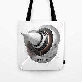 Jet Life Tote Bag