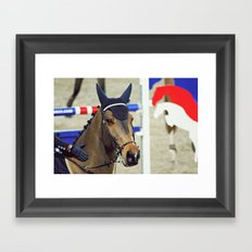 Champion Framed Art Print
