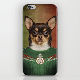 Worldcup 2014 : Mexico - Chihuahua iPhone Skin