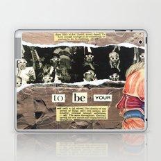 Dare To Be Yourself Laptop & iPad Skin