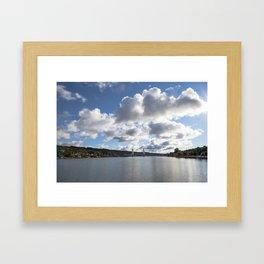 Houghton Framed Art Print