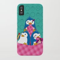 hentai iPhone & iPod Cases featuring 1-2-3 / We are Family! by Yue Graphic Design