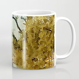 Little Lehigh Creek in Spring Coffee Mug