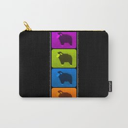 Mixed Sheeps Carry-All Pouch