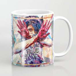 Making Her Way by Paul Richmond Coffee Mug