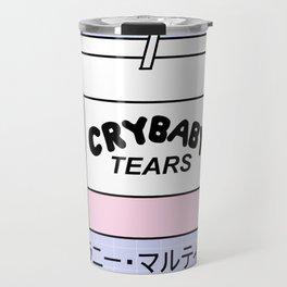 CRYBABY TEARS Travel Mug