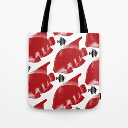 Fish 4 Tote Bag