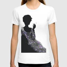 FEMME FATALE WOMAN NO APOLOGIES T-shirt