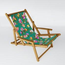 Frida Floral Sling Chair